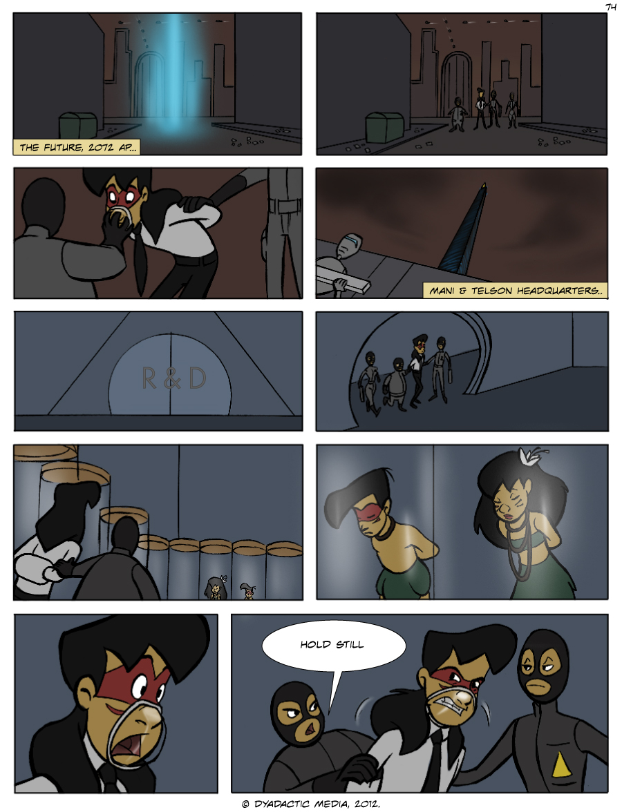 Cressimo: The Legend of Toa - Page 74