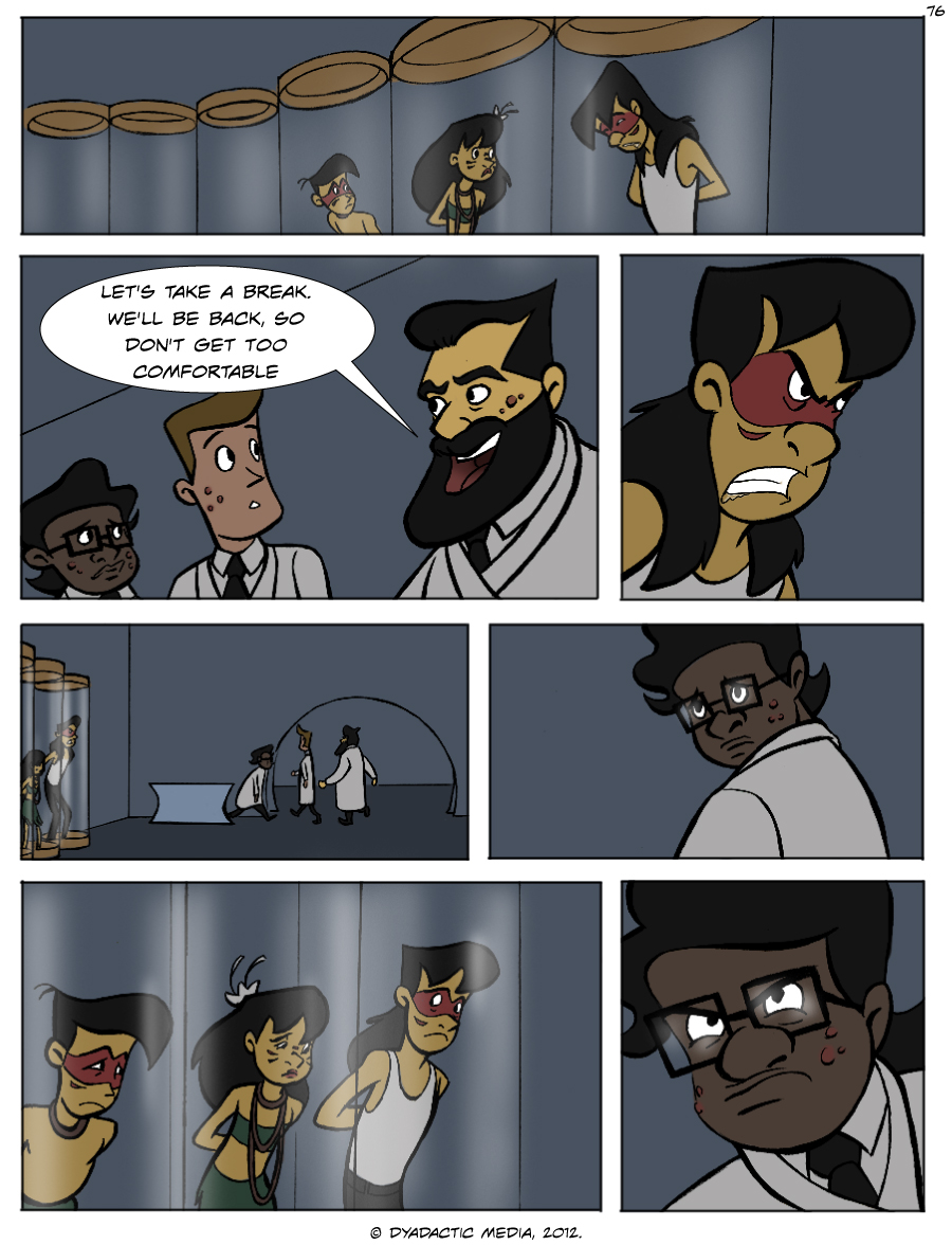 Cressimo: The Legend of Toa - Page 76