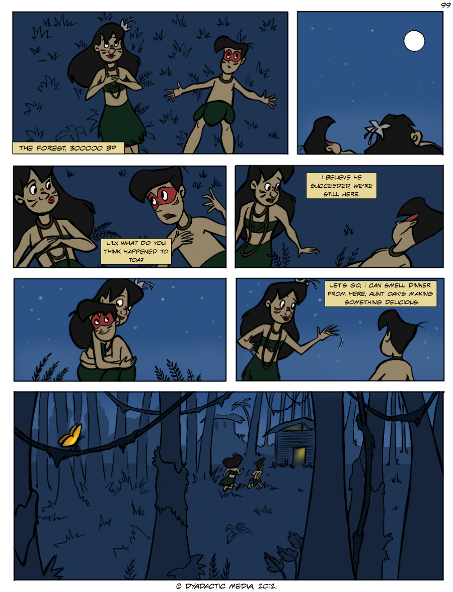 Cressimo: The Legend of Toa - Page 99